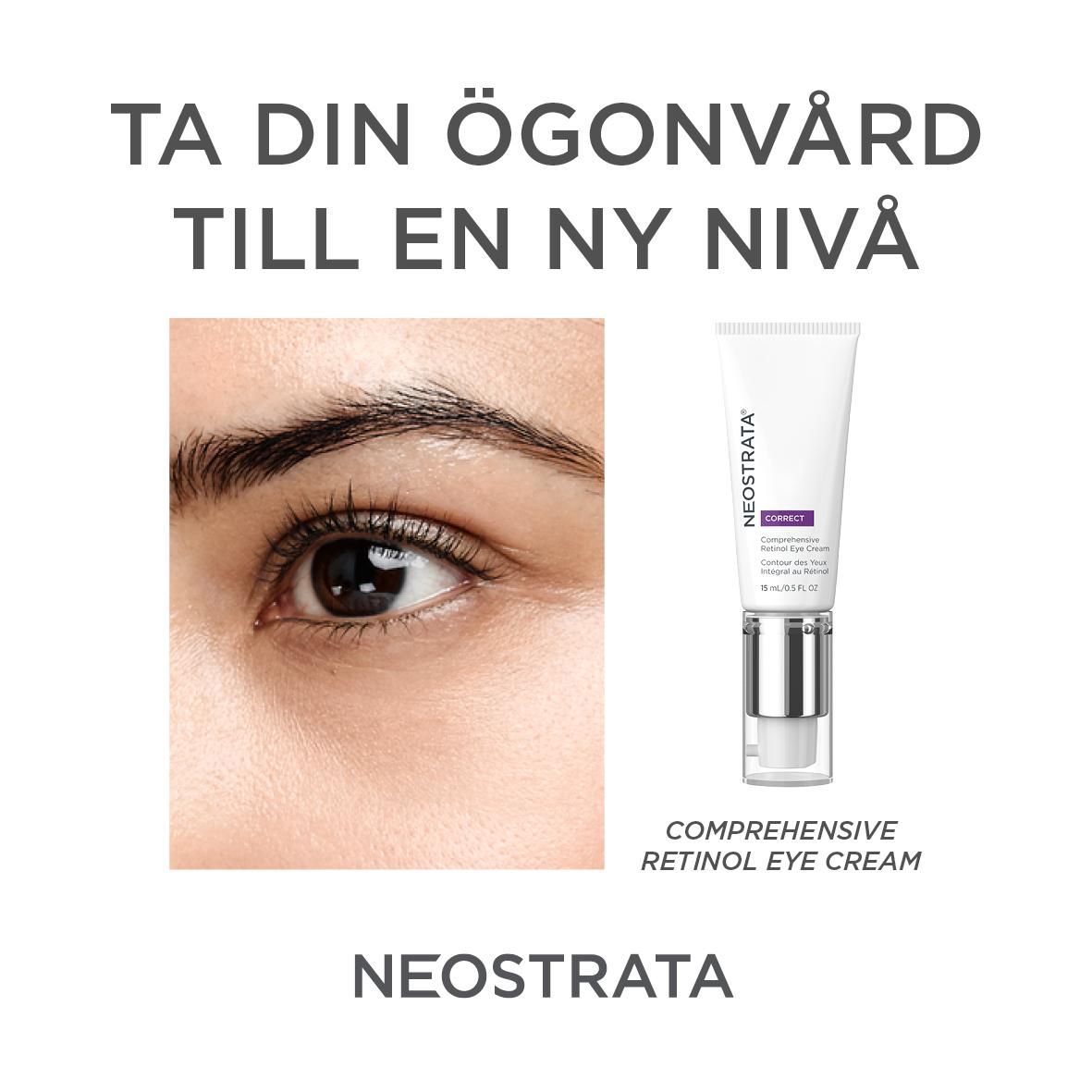 Ögonkräm retinol