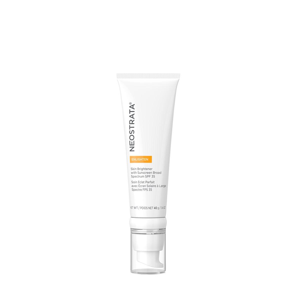 enlighten skin brightener spf 35