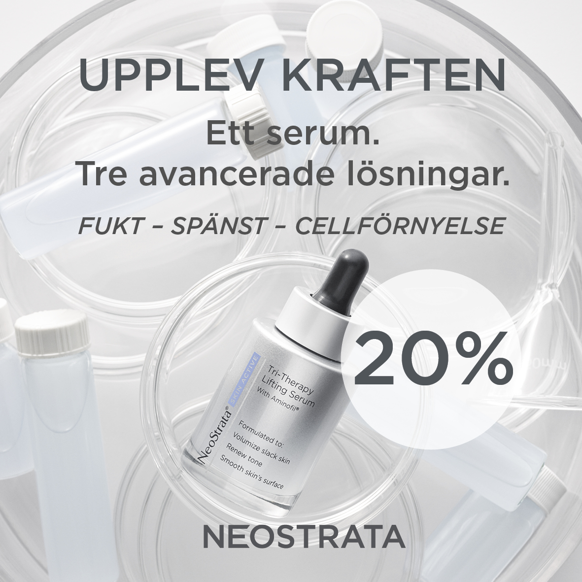 Neostrata Tri therapy lifting serum
